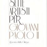 Cover Sette artisti per GPII