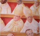 Aligi Sassu. Il Concilio Vaticano II