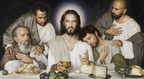 23 marzo 2016Milano,  Basilica di Santa Maria delle Grazie, Sacrestia del BramanteUlisse SartiniUltima Cena