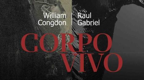 12 ottobre – 30 novembre 2017Milano, chiesa di Sant'AngeloCORPO VIVO William Congdon – Raul Gabriel