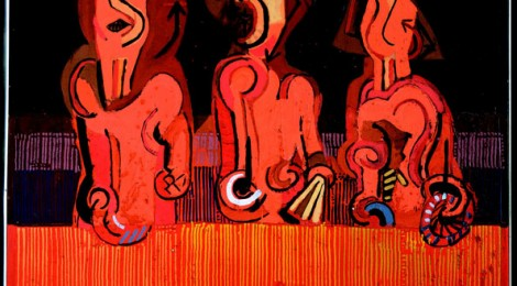 """31 maggio 2012  Inaugurazione della mostra permanente """"Nel segno dell'immagine""""  Chieti, Palazzo de' Mayo"""