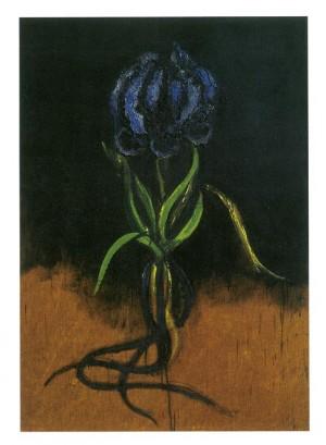 Carlo Mattioli, Il fiore del male, 1987