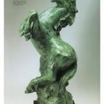 Sassu, Bel cavalllo reale, 1949