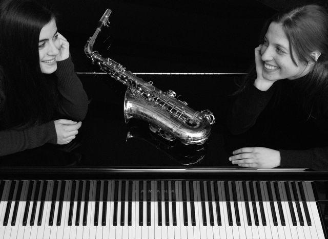 Eleonora e Chiara, musiciste