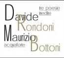 23 aprile 2014 Milano, Chiesa dell'Angelo Presentazione della plaquette con tre poesie e un'incisione per Giovanni Paolo II
