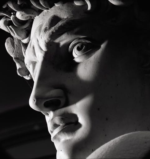1 - Aurelio Amendola, David, Michelangelo, 2001
