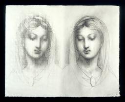 3 Omar Galliani, Ri-annunciazione, 1979