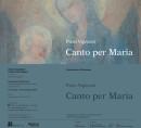 Piero Vignozzi. Canto a MariaCappella della Madonna delle Grazie, Cattedrale di Grosseto