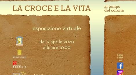 Marcello Aversa, La Croce e la Vita, esposizione virtuale